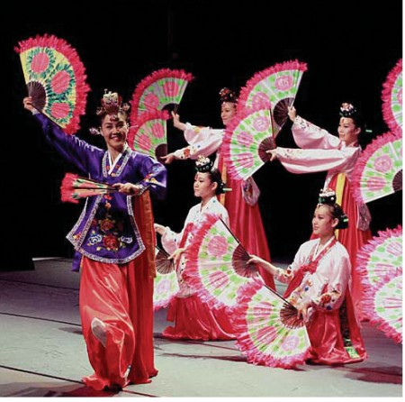 Vancouver Korean Dance Society