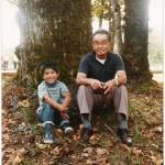 Grandpa and Alejandro