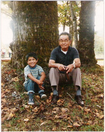 Grandpa and Alejandro