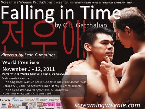 Falling in Time by C.E. Gatchalian