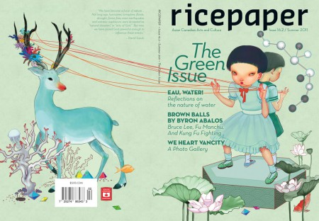 Ricepaper 16.2 - The Green Issue