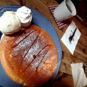 Julia's amazing pancake