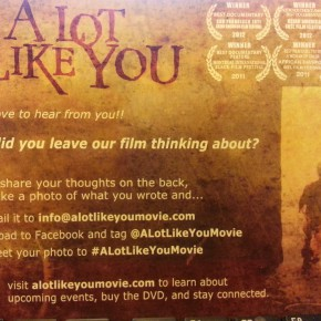 "VAFF 2012 - ""A Lot Like You"""