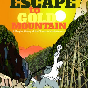 """Escape to Gold Mountain"" Book Launch - November 18"