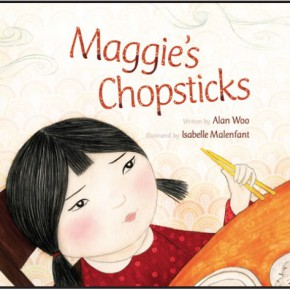 "Alan Woo's book ""Maggie's Chopstick"" wins BC Book Prize!"