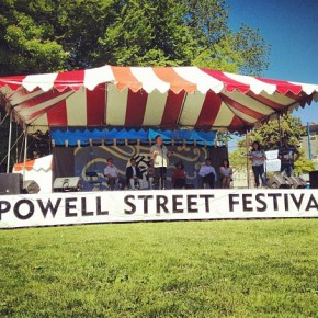 Ricepaper at Powell Street Festival!