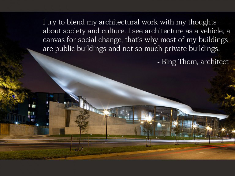 Bing Thom