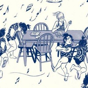 Jillian Tamaki 'This One Summer' Receives Governor General's Literary Award