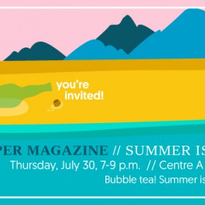 Ricepaper Summer Party - July 30 Thursday