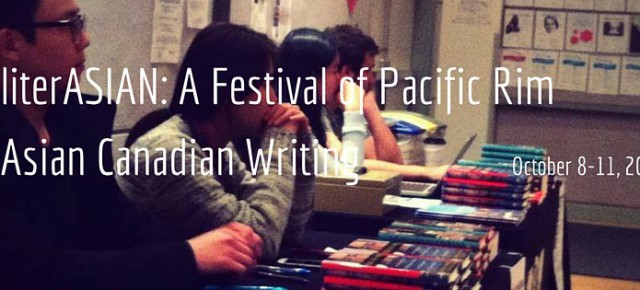 LiterASIAN 2015 Festival is here!  October 8-11