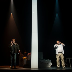"""Chimerica"" performed at RMTC in Winnipeg"