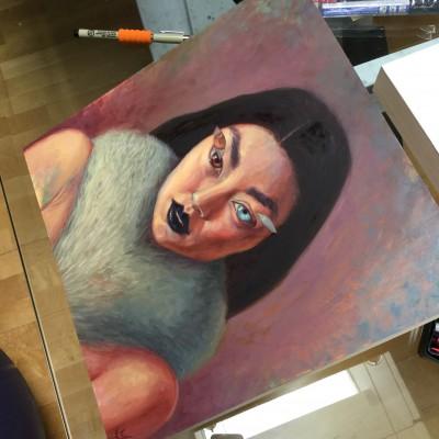 mandy painting2