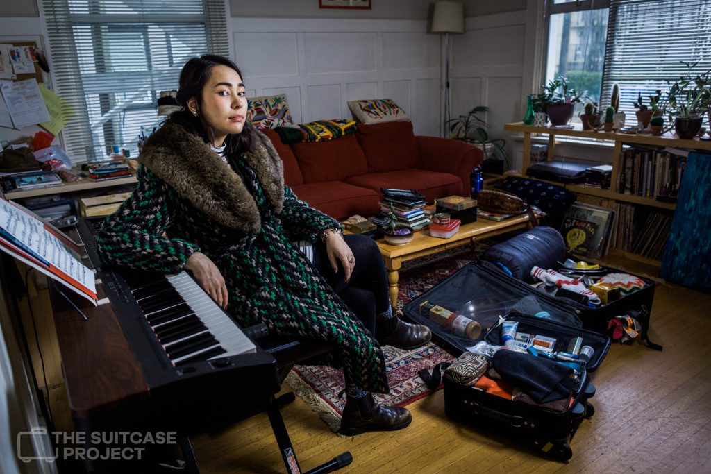 The Suitcase Project Kayla Isomura