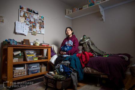 The Suitcase Project Kayla Isomura